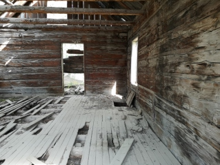Inside Discovery Cabin