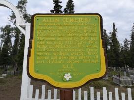 Atlin Pioneer Cemetery