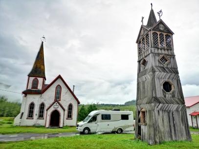Gitwanjak St. Paul's Church circa 1893