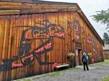 'Ksan Historical Village