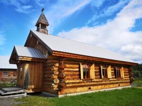 108 Mile Ranch church