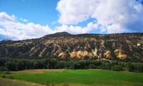 Near Cache Creek