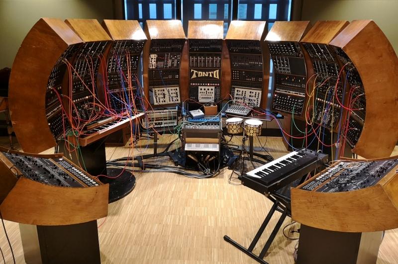 TONTO Synthesizer