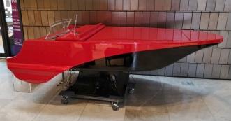 Airship Grand Piano