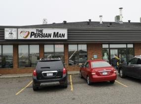 Persian Donut shop