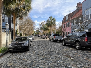 Longest remaining cobble stone street