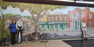 Mayberry Mural