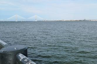 Charleston Harbour