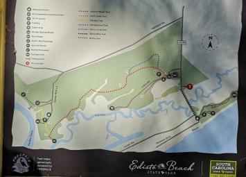 Edisto Beach Trails