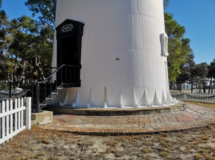 Lighthouse base