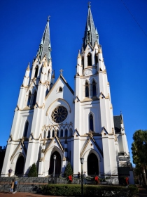 Cathedral of St. John the Baptist - built 1873