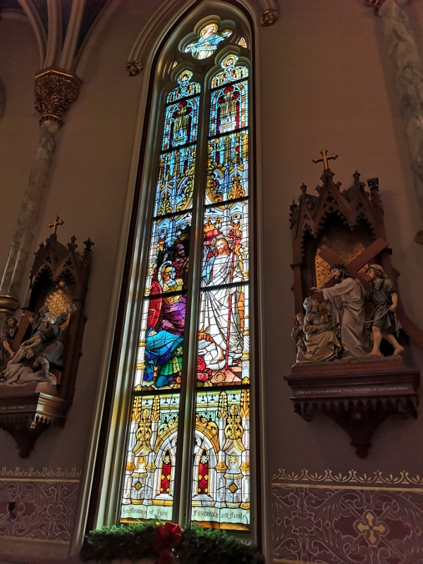 Stain glass windows from Austria