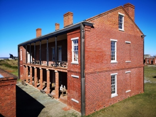 Soldiers Barracks