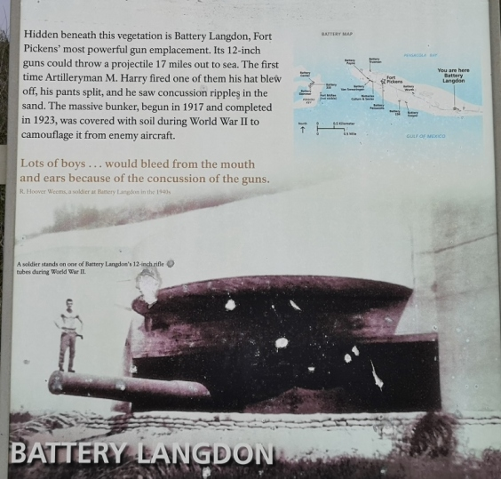 Battery Langdon