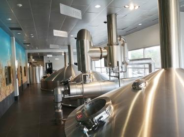 Abita Brewery Self Guided area