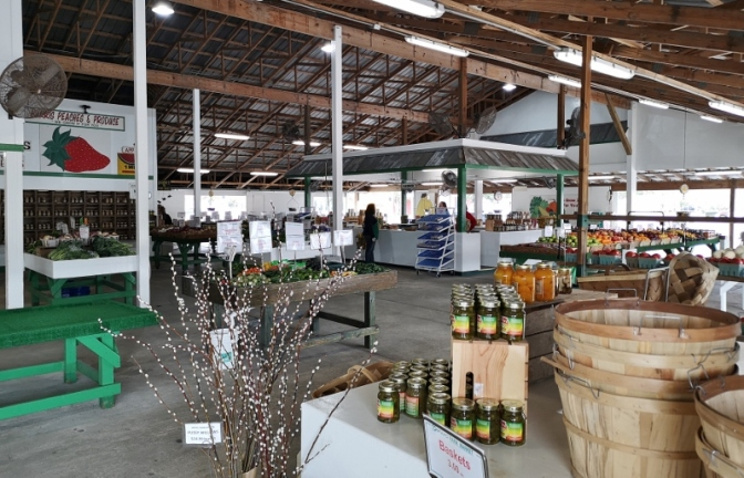 Burris Farmers Market