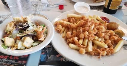 Sharon's Crawfish Platter