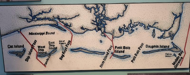 Mississippi Barrier Islands