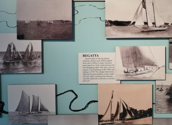Biloxi had Regatta's for the fishing schooners from 1880 to 1938