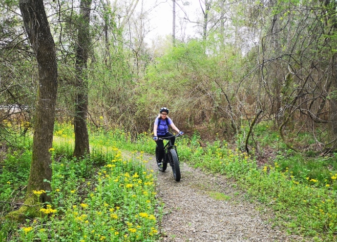 Gorge Run Trail