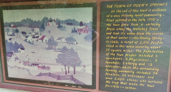 Rocky Springs town site