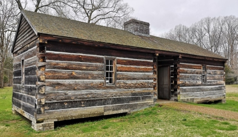 Grinder House where Meriwether Lewis died