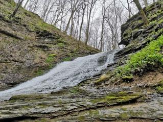 Jackson Falls upper